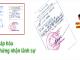 hợp pháp hóa lãnh sự hồ sơ du học Hàn Quốc