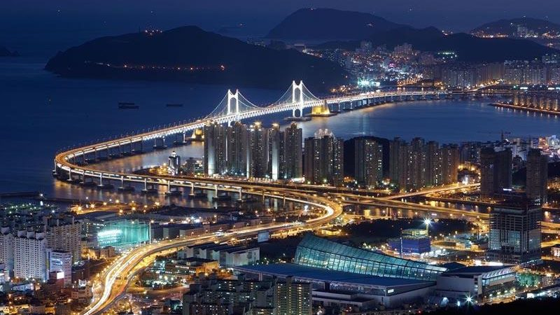 Danh sách các trường Đại học ở thành phố Busan-Hàn Quốc