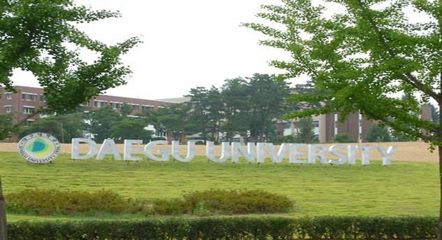 Trường Đại học Daegu Hàn Quốc
