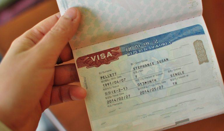 Một số thay đổi quy định trong việc xin Visa du học tại Hàn Quốc